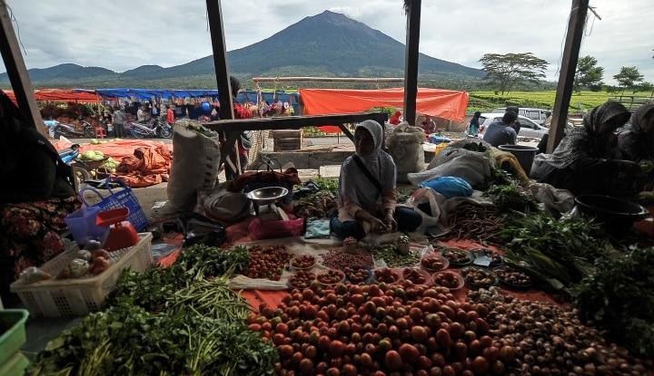 Pasar Berwisata Khas Makanan Bengkulu