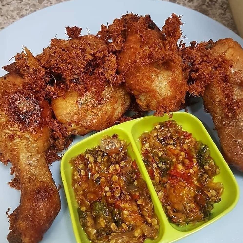 Sedap Ayam Goreng Laos