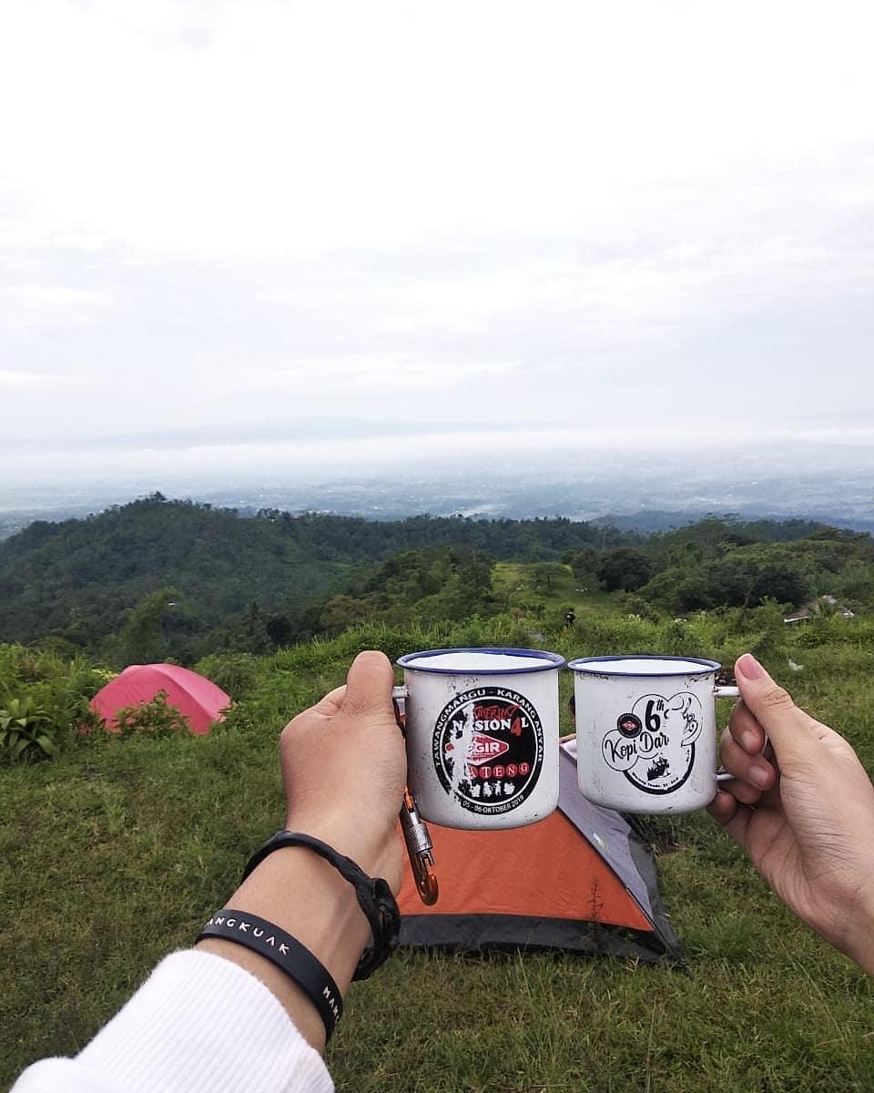 Hijau Bukit Tranggulasih