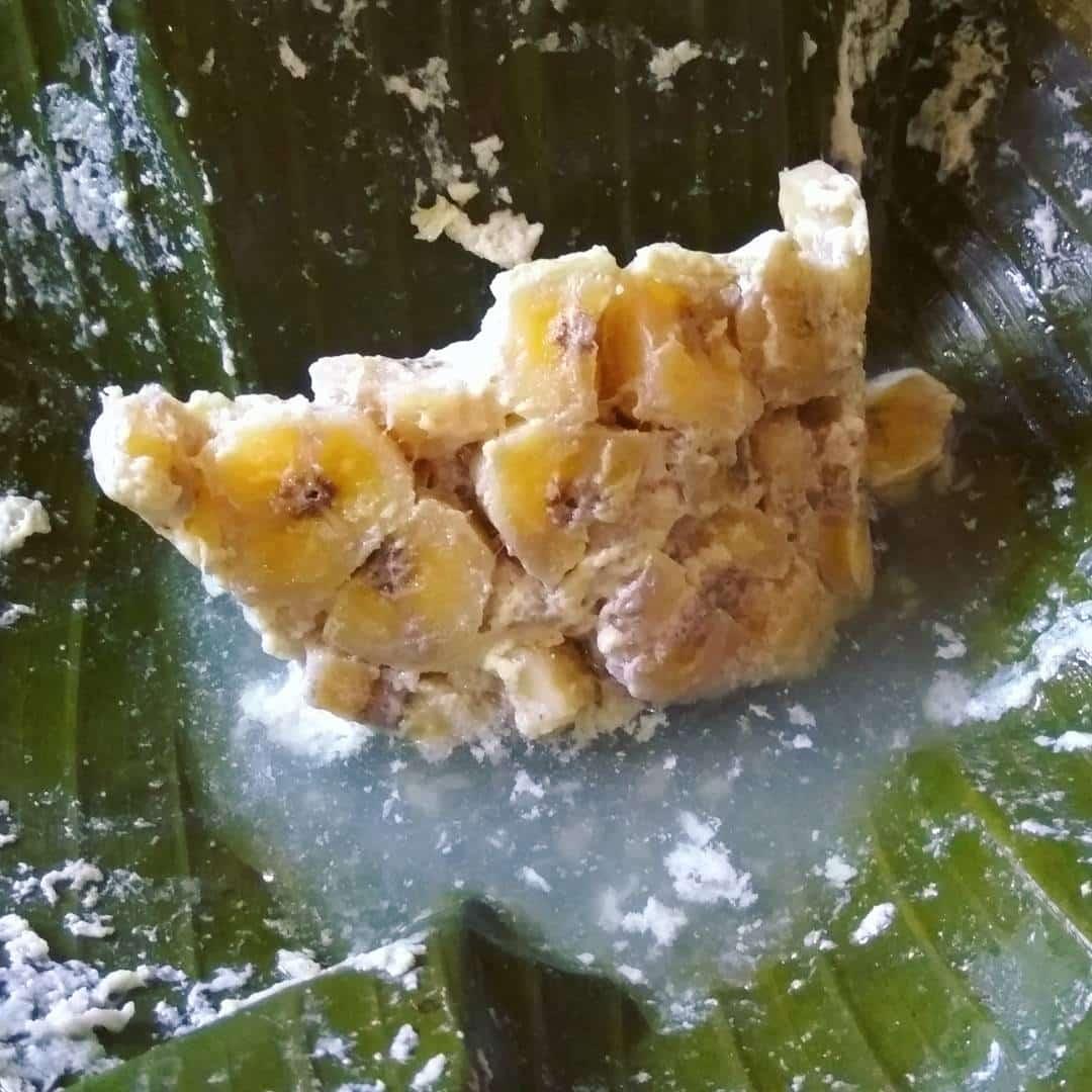 Pisang karang gesing