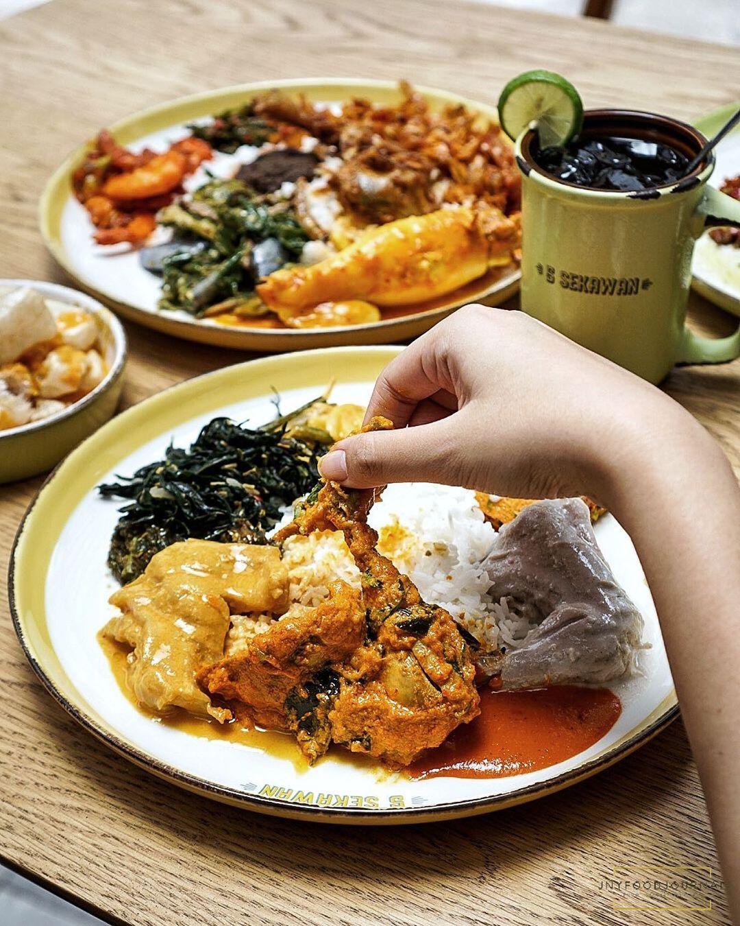 Lengkap Masakan Khas Padang