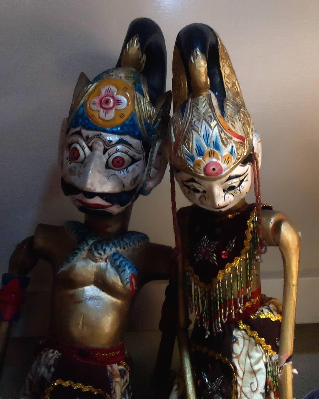Tradisional Museum Wayang Sendang Mas