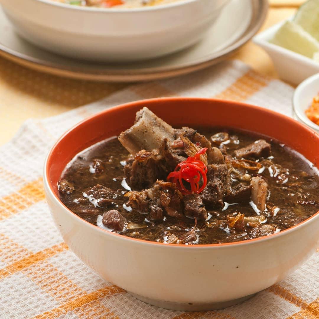 Kuah nasi grombyong