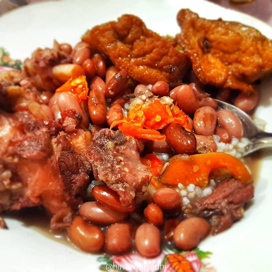 Kacang sup senerek