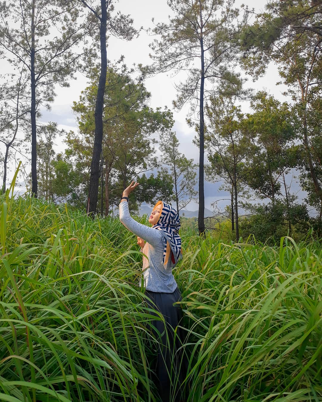 Pemandangan tempat wisata Purwokerto