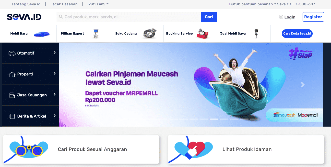 Website-Seva