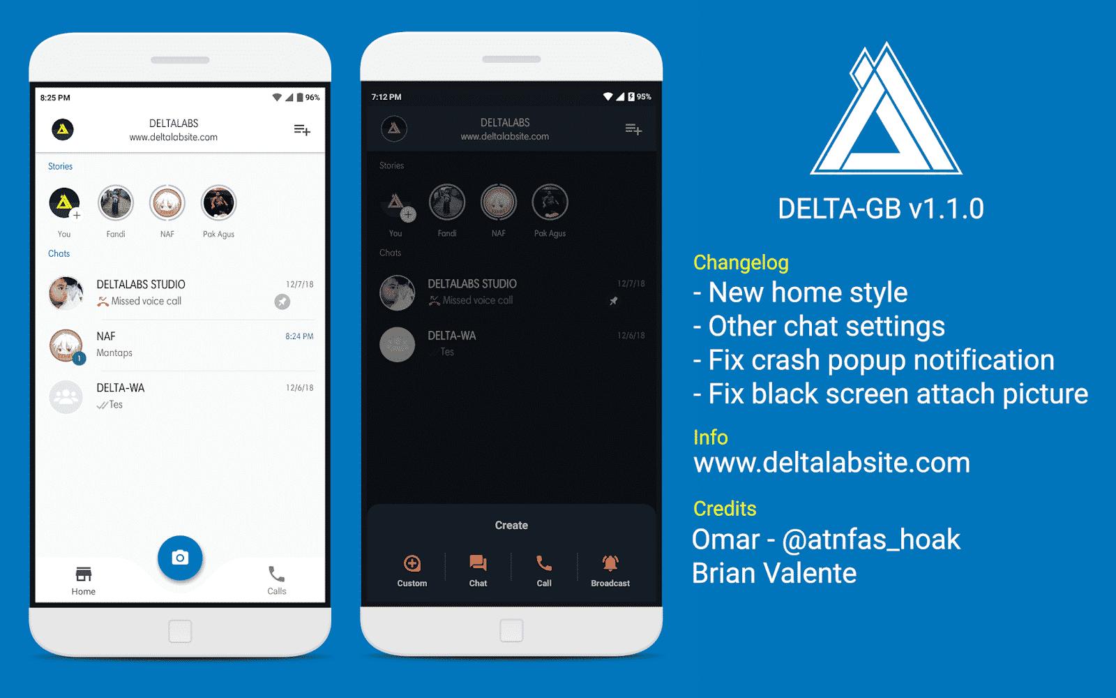 Delta-GBWhatsapp