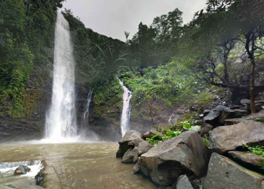 10 Foto Air Terjun Songgo Langit Jepara, Tiket Masuk dan Rute Menuju Lokasi 1