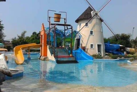 Harga Tiket Masuk dan Peta Lokasi Amsterdam Water Park Banten + Info Promo 13