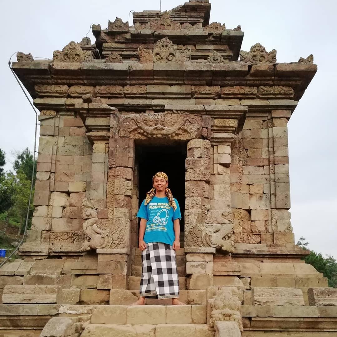 Bangunan Candi Gedong Songo