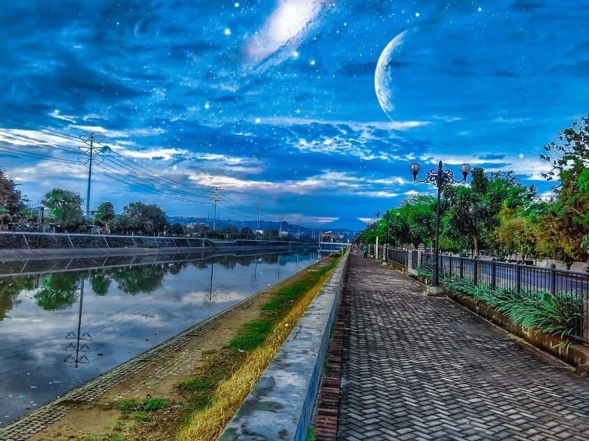 Banjir-Kanal-Barat-Semarang-Latar