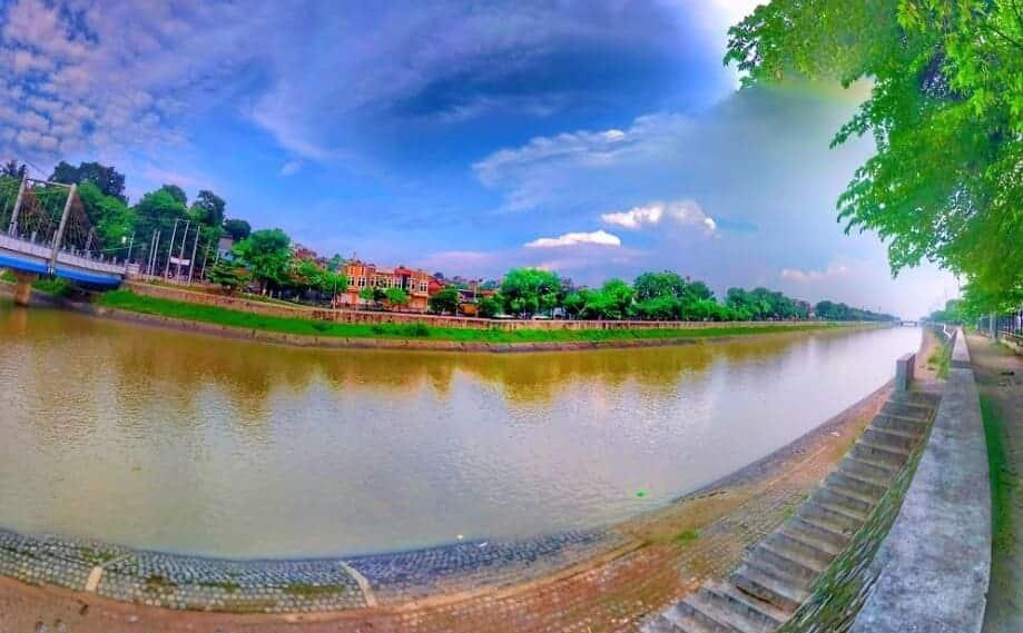 Banjir-Kanal-Barat-Semarang-Rawa