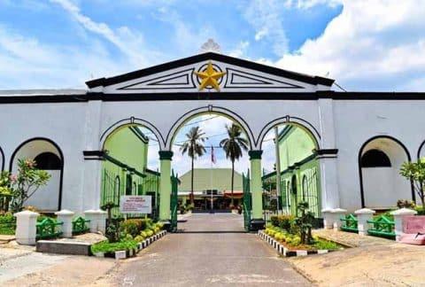 Wisata Benteng Kuto Besak Palembang, Harga Tiket Masuk + Peta Lokasi 1