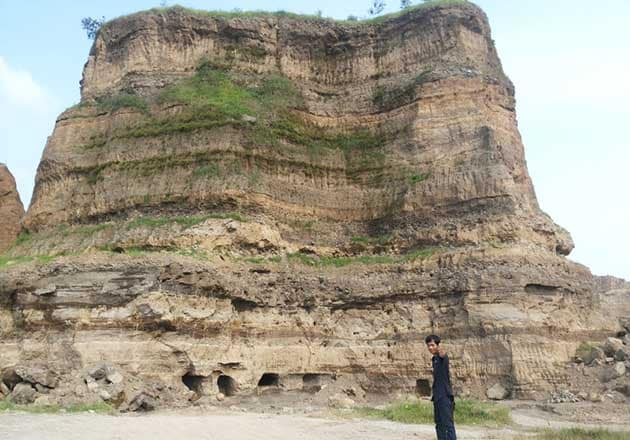 Brown Canyon Tebing