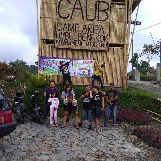 Camp Area Umbul Bengkok