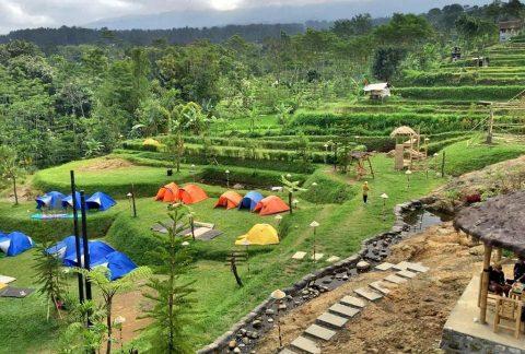 Camp Area Umbul Bengkok Baturaden 1