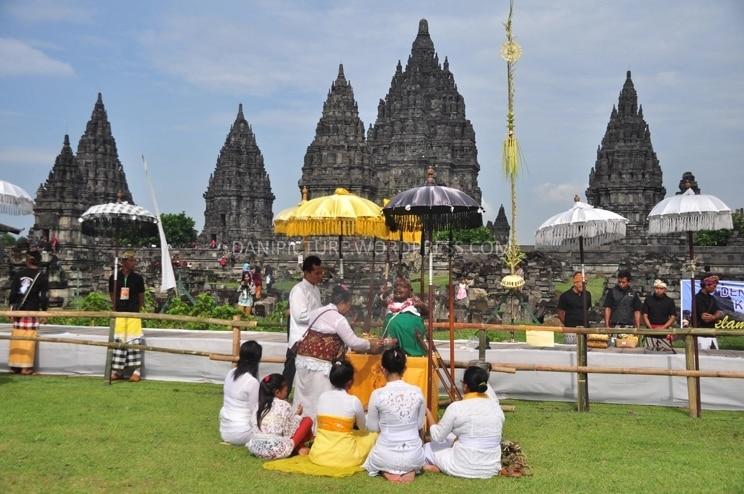 Candi Prambanan Budaya