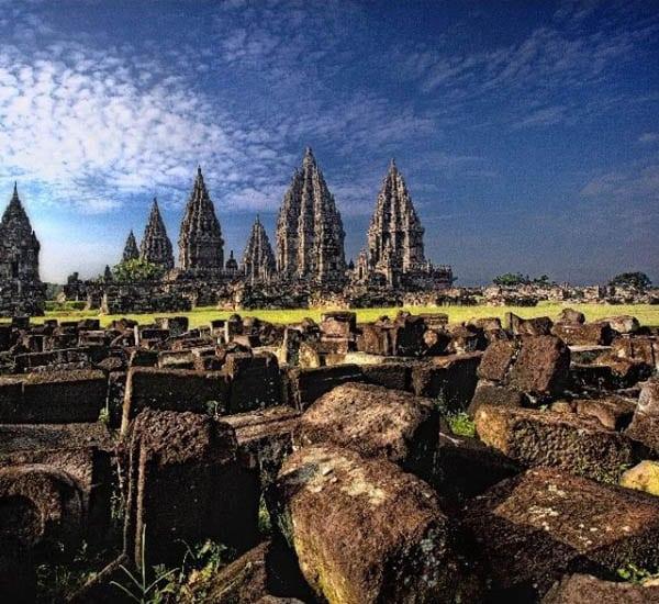 Candi Prambanan Temple