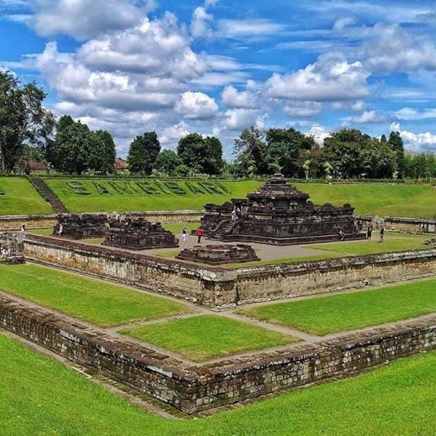 Sejarah Singkat Candi Sambisari Klaten, Tiket Masuk dan Peta Lokasi 1