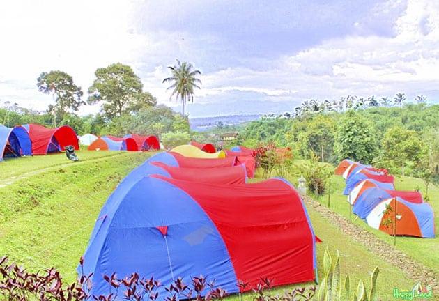 Cibalung Happy Land Camp