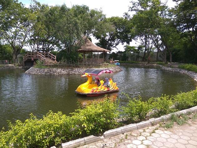 Cirebon Waterland Ade Irma Suryani Bebek