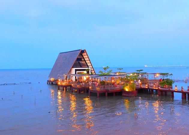 Menghabiskan Weekend di Cirebon Waterland 8
