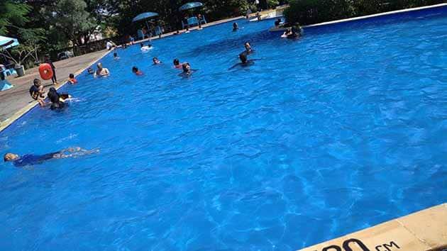 Columbus Waterpark Kolam