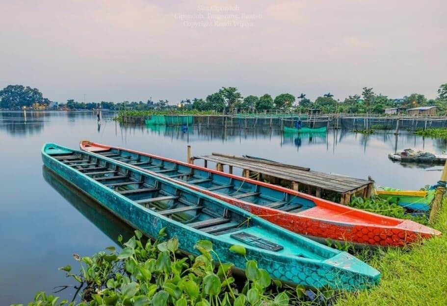 Wisata Murah Meriah Di Tangerang Situ Cipondoh, Peta Lokasi + Harga Tiket Masuk 1