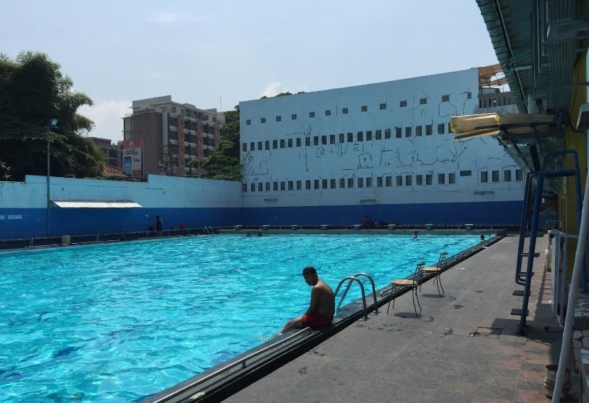 Kolam Renang Jogja Depok Sport Center