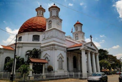 Wisata Gereja Blenduk Semarang, Sejarah Singkat dan Jadwal Ibadah 6