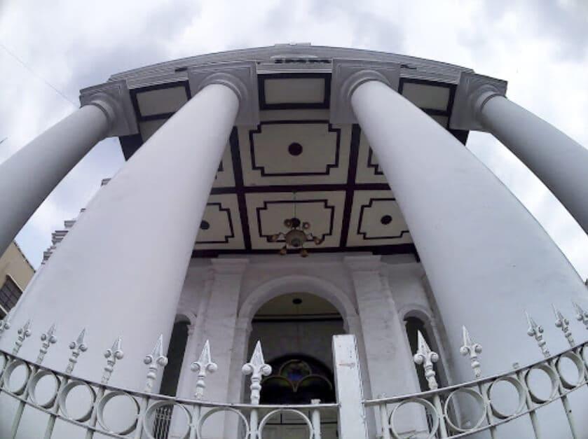 Gereja Blenduk Pilar