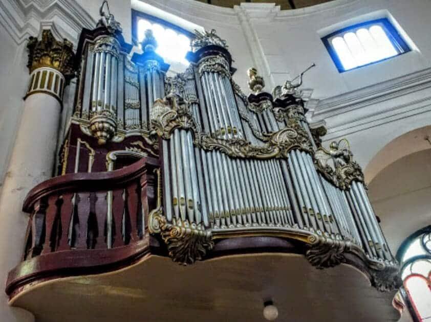 Gereja Blenduk Pipe Organ