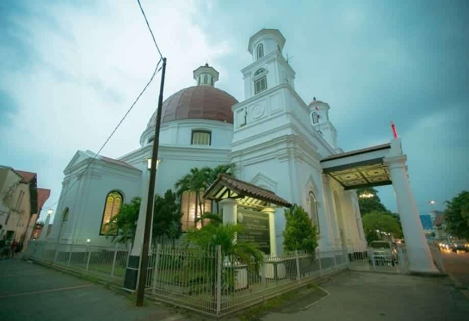 Gereja Blenduk Saping