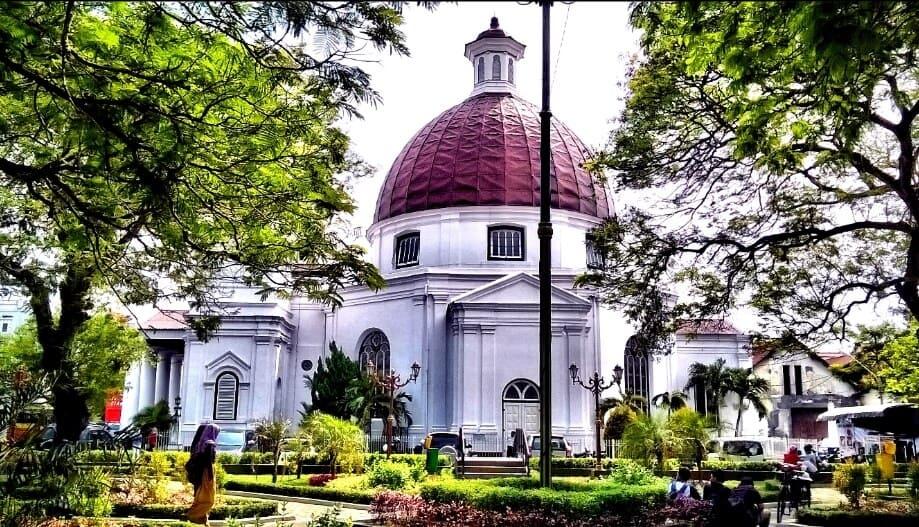 Gereja Blenduk Taman