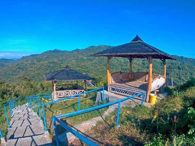 Harga Tiket dan Peta Lokasi Green Village Gedangsari Gunung Kidul 1