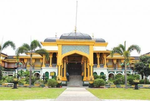 Istana Maimun Medan 5