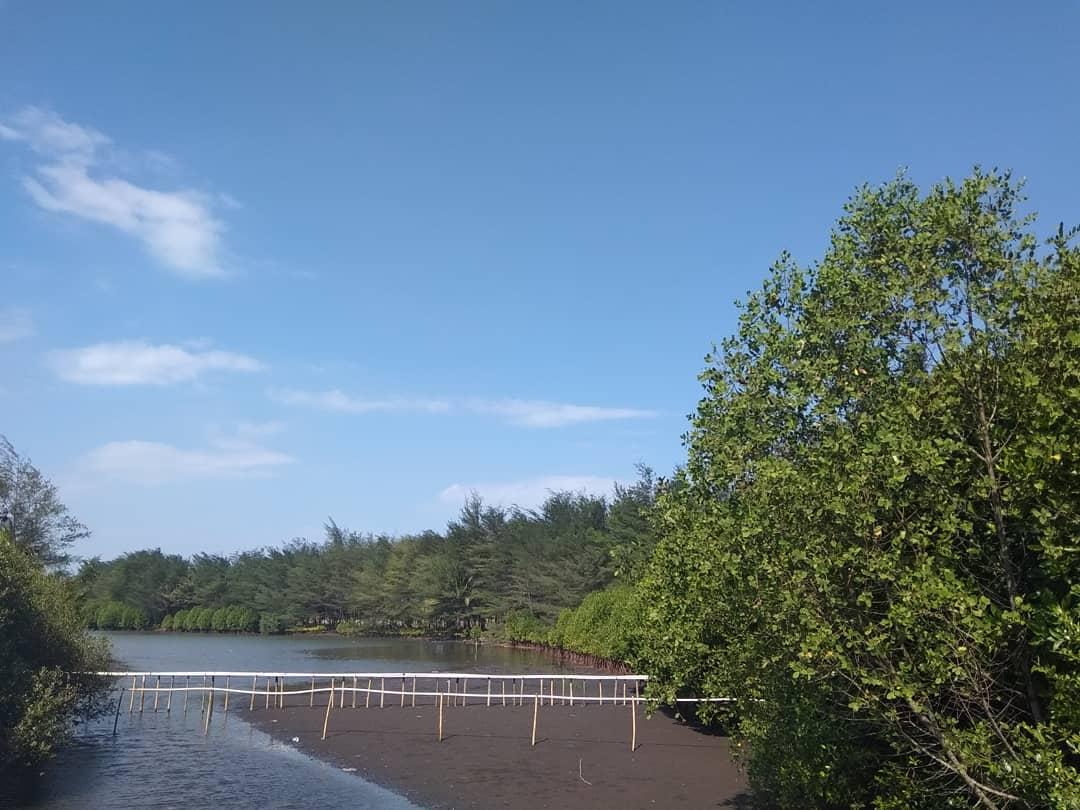 Jembatan Pantai Lagun