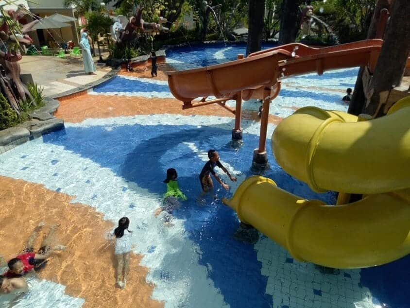Jungle-Toon-Waterpark-Anak