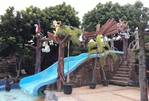 Harga Tiket Masuk dan Jam Buka Jungle Toon Waterpark + Fasilitas Lengkap 10
