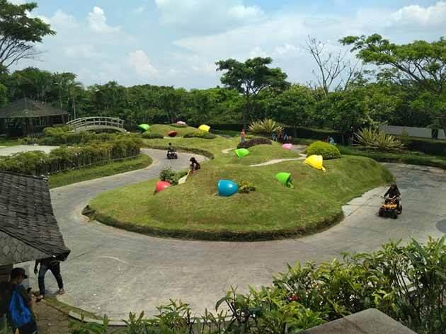 Kampung Gajah Balapan