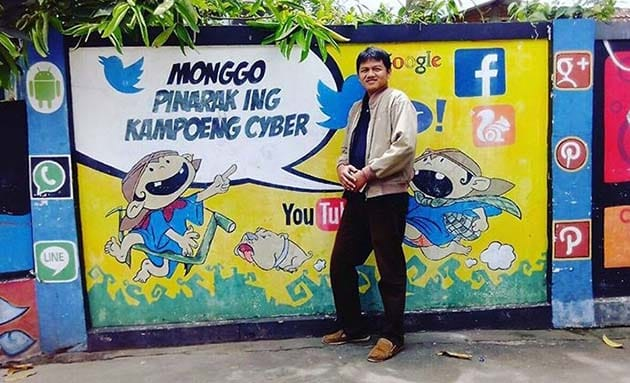 Kampung cyber jogja @fajarandi_propertyjember