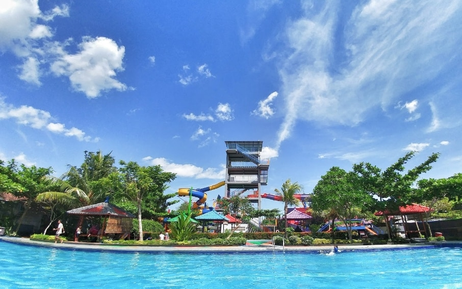 Kolam Renang Jogja Galaxy Waterpark
