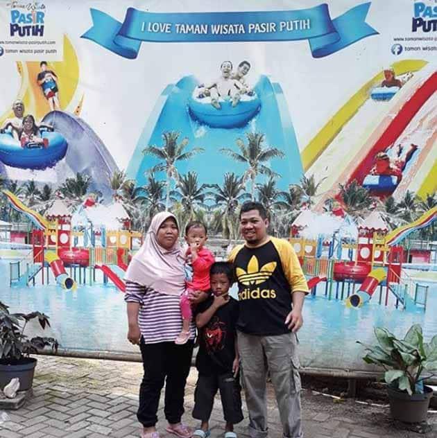 Taman Wisata Pasir Putih Kota Depok Jawa Barat