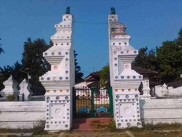 Keraton Kanoman Cirebon Peninggalan Dan Sejarah Yang