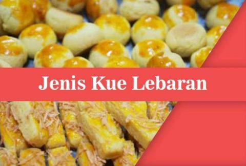 Jenis Kue Lebaran Paling Khas di Indonesia, Kamu Pilih Mana? 1