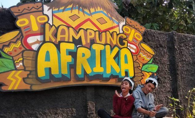Logo Kampung Afrika by