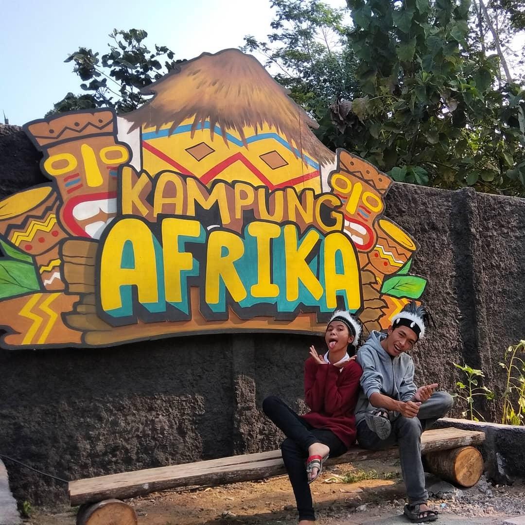 Kampung Afrika Blitar 1