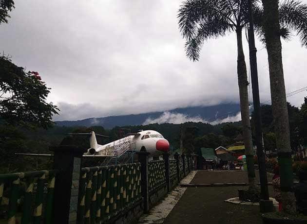 Lokawisata Baturaden Pesawat
