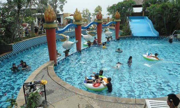 Marcopolo Waterpark Adventure Kolam