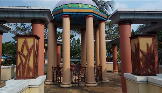 Marcopolo Waterpark Adventure Tiang